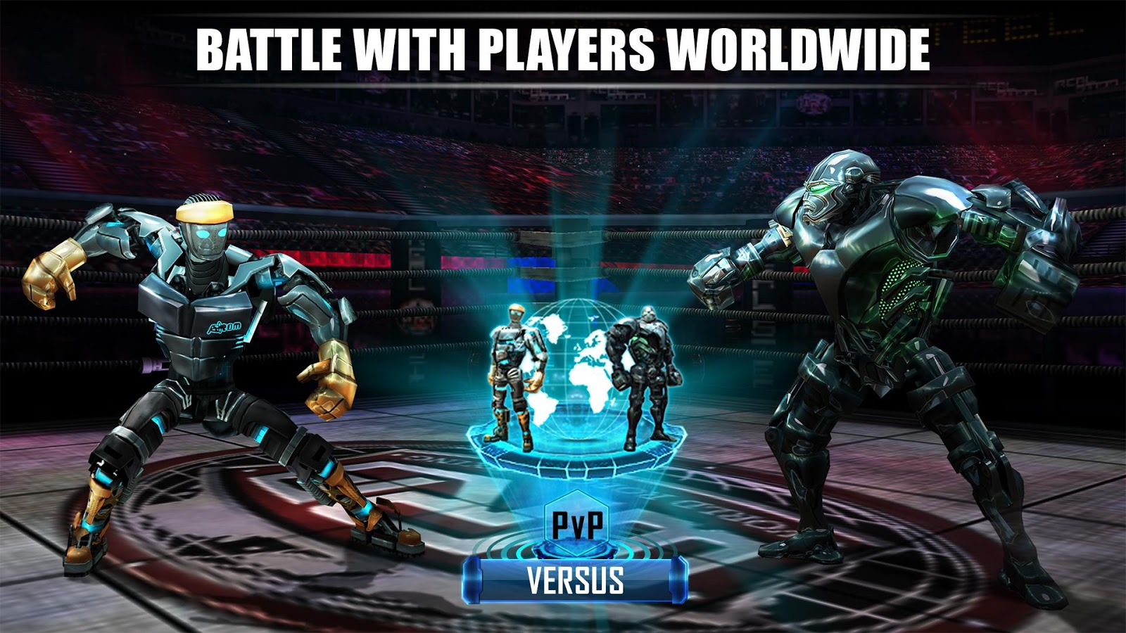 real steel online games to play