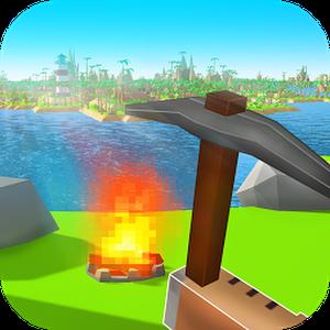 Download Pixel Island Survival 3D v1.2 APK Full - Jogos Android