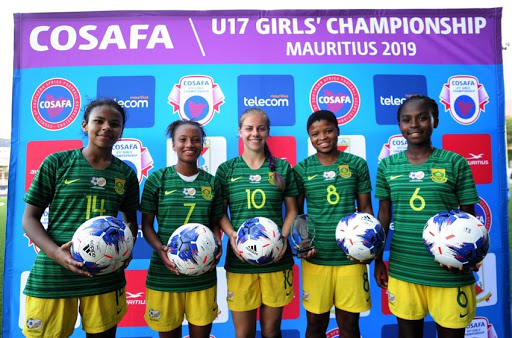 SA national soccer team sets new record with 28-0 victory