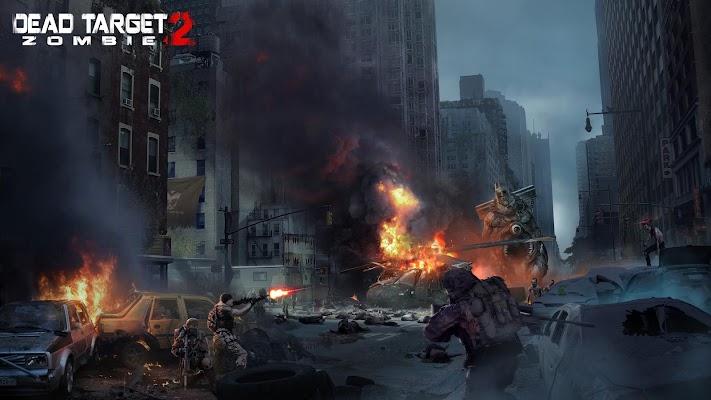 DEAD TARGET 2- screenshot thumbnail