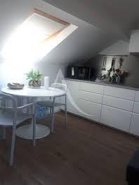Appartement meublé 2 pièces 32,79 m2