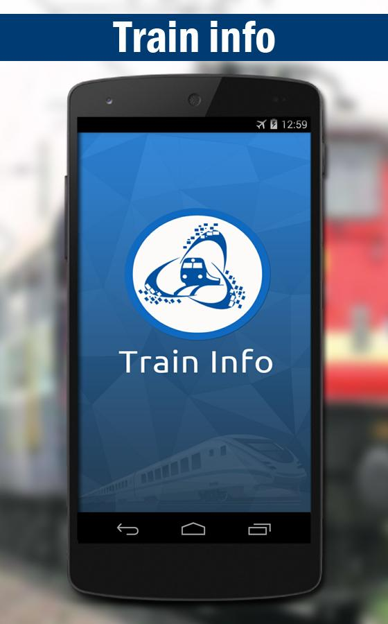 Check PNR Status & Train Fare- screenshot