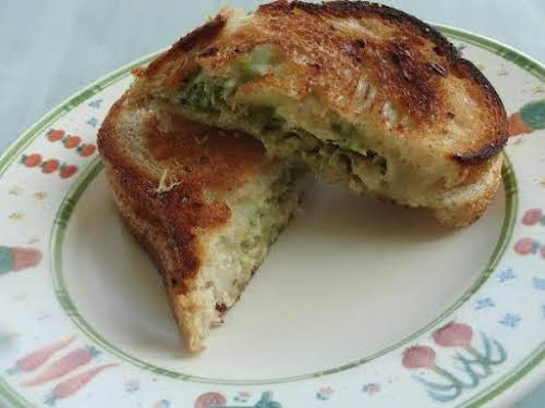 """Grilled C.A.T. Sandwich""""This is a healthy, delicious alternative to just a plain..."""