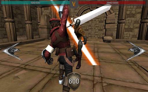 剣の王 格闘ゲーム
