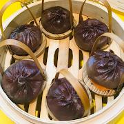 Mushroom Truffle Soup Dumplings