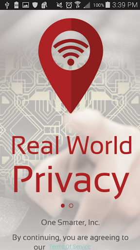 Real World Privacy