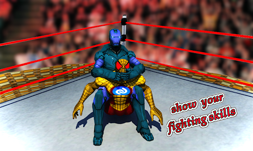 [Download Grand Superheroes Ring Battle for PC] Screenshot 6