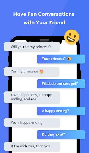 Omegle - Random Stranger Chat 1.0.3 screenshots 2