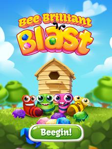 Bee Brilliant Blast MOD (Unlimited Lives) 10
