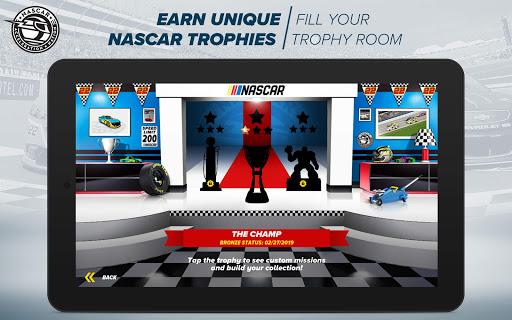 NASCAR Acceleration Nation - racing for kids Apk 2