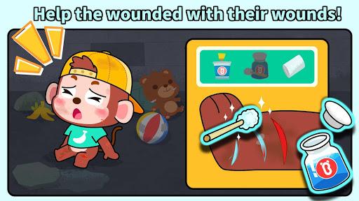 Baby Panda's Fire Safety screenshot 13