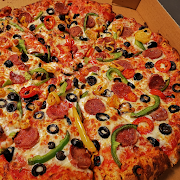 Large Pizza with 4 Toppings