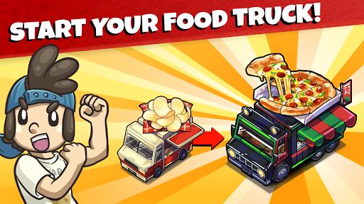 Food Truck City apktreat screenshots 1