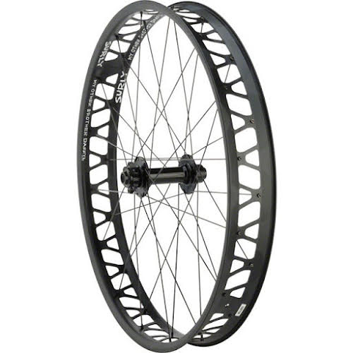 Quality Wheels Fat Bike Front Wheel Formula/Surly Other Brother Darryl