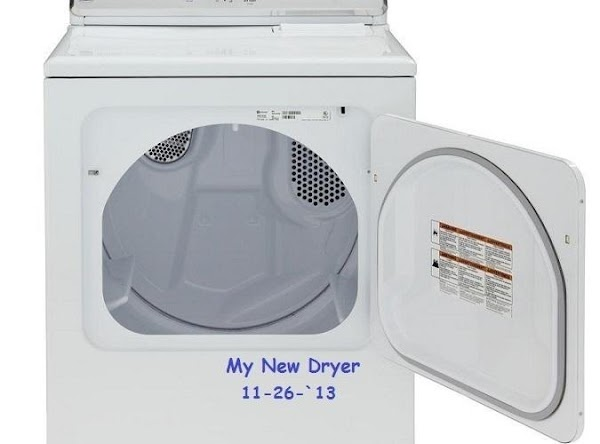 But clotheslines now are of the past, For dryers make work much less. Now...