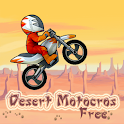 Desert Motocross - racing game icon