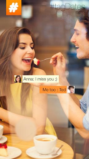 TagDates 貼帖 - 网上约会和聊天平台