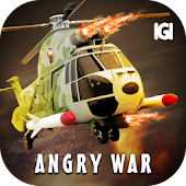 Sniper Angry Helicopter IGI