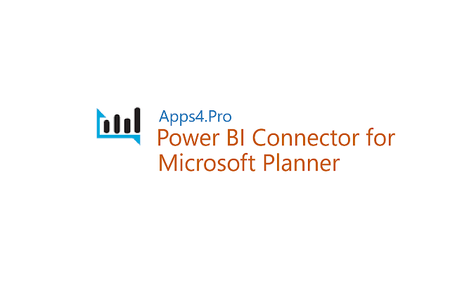 Apps4.Pro PowerBI Connector-Microsoft Planner