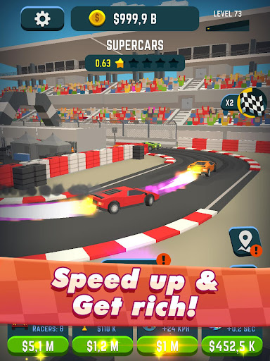 Idle Race Rider u2014 Car tycoon simulator 0.7.1 screenshots 15
