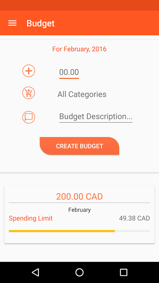 Zymky: Manage personal finance- screenshot