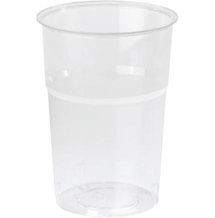 Plastglas Bio      39cl 50/rör