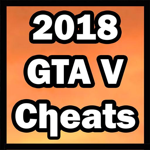 Cheat Codes for GTA 5 - 2018 (app)