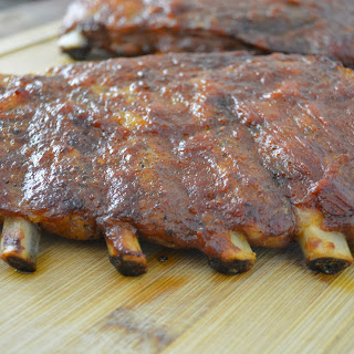 Simple BBQ Baby Back Ribs