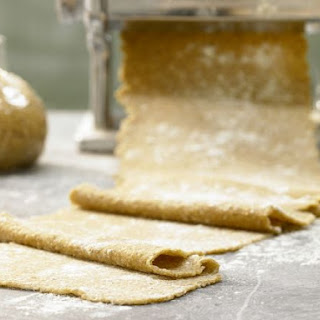 Whole-Wheat Pasta Dough