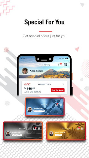 MyTelkomsel: Check Quota, Buy Package, Redeem POIN 4.4.0 screenshots 1