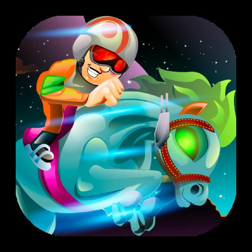 그리고 말을 타고 賽車遊戲 App LOGO-硬是要APP