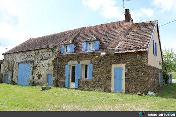 maison à Genouillac (23)