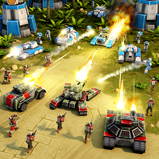 Art of War 3: PvP RTS modern warfare strategy game - Apps on