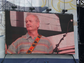 Photo: Bill Murray opens the show
