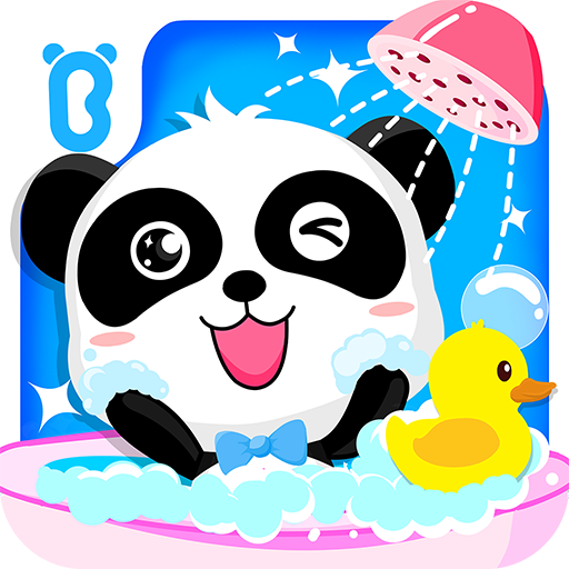 Baby Panda's Bath Time (game)