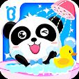 Baby Panda\'s Bath Time