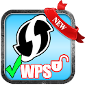 wifi wps wpa connect icon