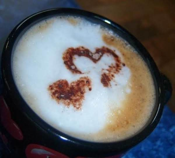 Love Potion #9 Latte  (alcoholic Or Not) Recipe