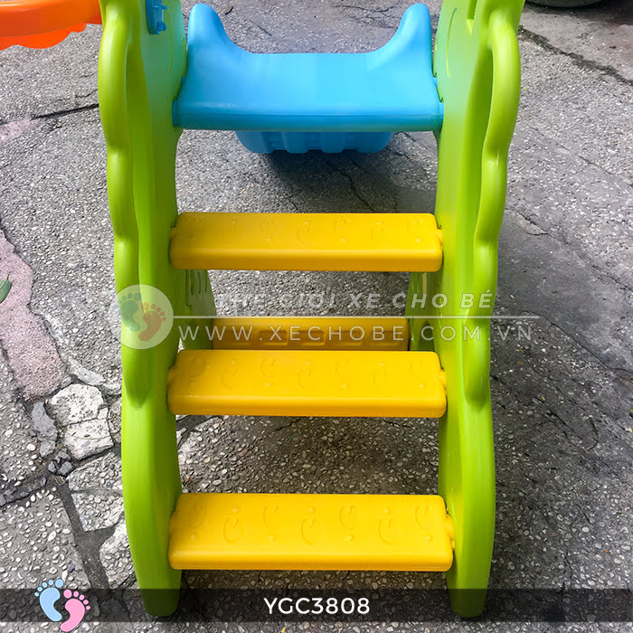 Cầu tuột bóng rổ cho bé YGC-3808 14