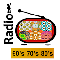 Radio sixties seventies 60 70s icon
