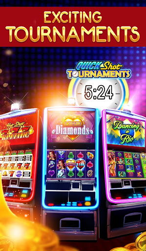 Hot Shot Casino Games - Free Slots Online screenshot 4