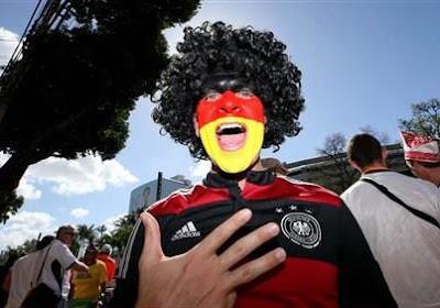 Argentinië - Duitsland vooraf 1-0