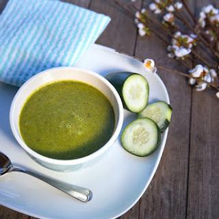 Cucumber Soup Coconut Milk Recipes