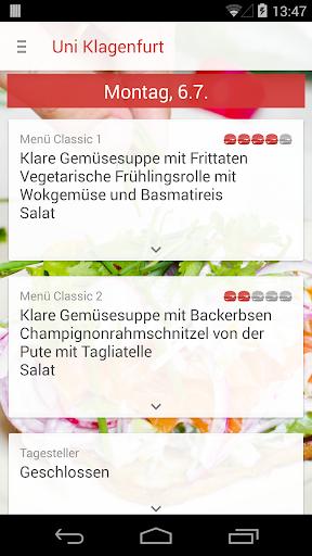 Mensa Klagenfurt