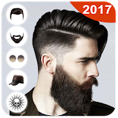 Man HairStyle Photo Editor 2017