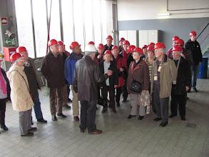 Photo: Führung durch das Heizkraftwerk Mitte