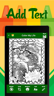 Color My Life - Coloring pages - náhled