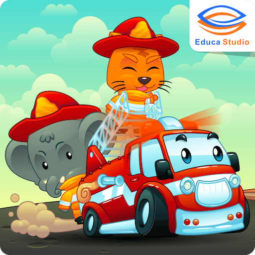 Marbel Firefighters - Kids Heroes Series file APK for Gaming PC/PS3/PS4 Smart TV