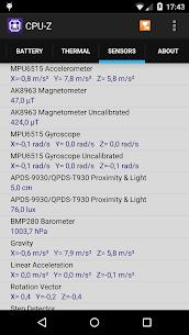 CPU-Z Premium 1.33 Mod Apk Download 6