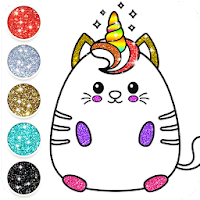 Download Kawaii Coloring Pages With Glitter Drawing Book Free For Android Kawaii Coloring Pages With Glitter Drawing Book Apk Download Steprimo Com